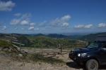 Prachtige uitzichten rond Muntele Rece
