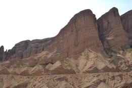 Op weg naar Andej, Alamut Valley